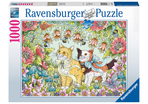 Ravensburger Jolis chatons - 1000 pièces