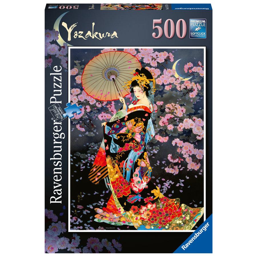 Yozakura - puzzel van 500 stukjes-2