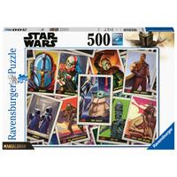 thumb-The Mandalorian 'The Child' - Star Wars - 500 stukjes-2