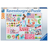 Ravensburger Sweet treats - jigsaw puzzle of 500 pieces