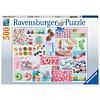 Ravensburger Zoete verleiding - puzzel van 500 stukjes