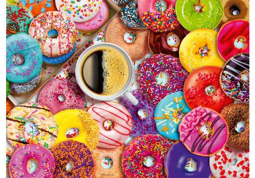 Ravensburger Doughnut Disturb! - 500 stukjes