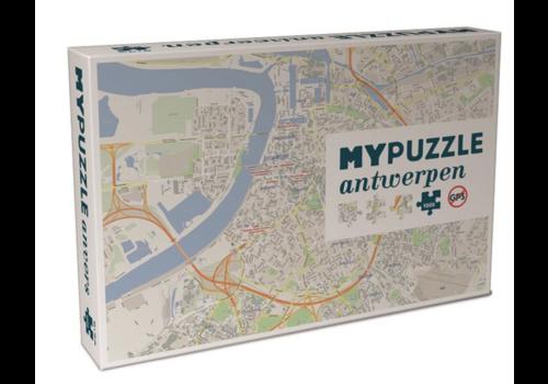 MyPuzzle Anvers - 1000 pièces