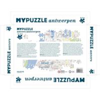 thumb-Antwerp - puzzle of 1000 pieces-2