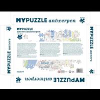 thumb-Antwerpen - puzzel van  1000 stukjes-2