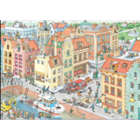 thumb-Het ontbrekende stukje - Jan van Haasteren - 20041 - 1000 stukjes-2