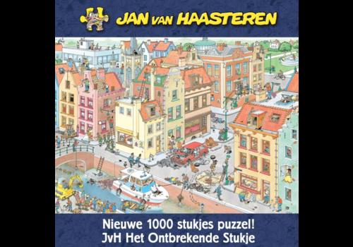 Jumbo The Missing Piece - Jan van Haasteren - 20041- 1000 pieces