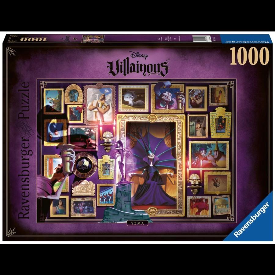 Villainous  Yzma - puzzle of 1000 pieces-1