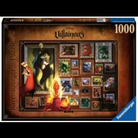 Villainous  Scar - puzzle of 1000 pieces