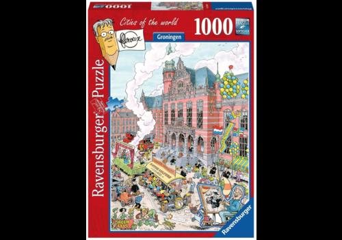 Ravensburger Groningen - Fleroux - 1000 pieces