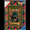 Ravensburger Harry Potter - puzzel van  1000 stukjes