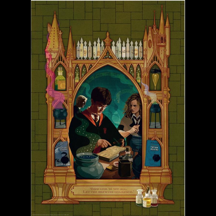 Harry Potter - puzzel van  1000 stukjes-2