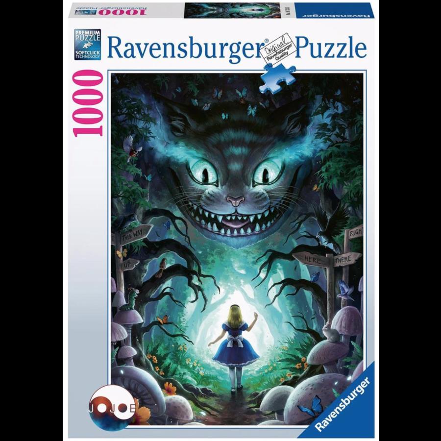 Aventure avec Alice  - 1000 pièces-2