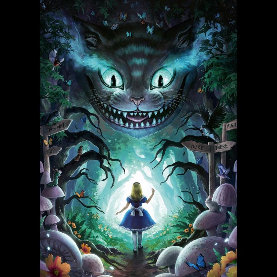 Aventure avec Alice  - 1000 pièces-1