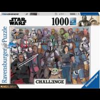 thumb-Baby Yoda - Mandalorian - Challenge - puzzle of 1000 pieces-2