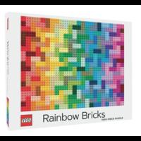 thumb-LEGO - Rainbow Bricks  - puzzle - 1000 pieces-1