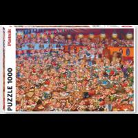 Bierfeest - Comic - 1000 stukjes
