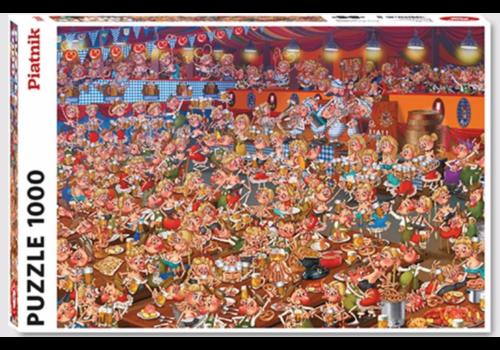 Piatnik Bierfest - Comic - 1000 pieces