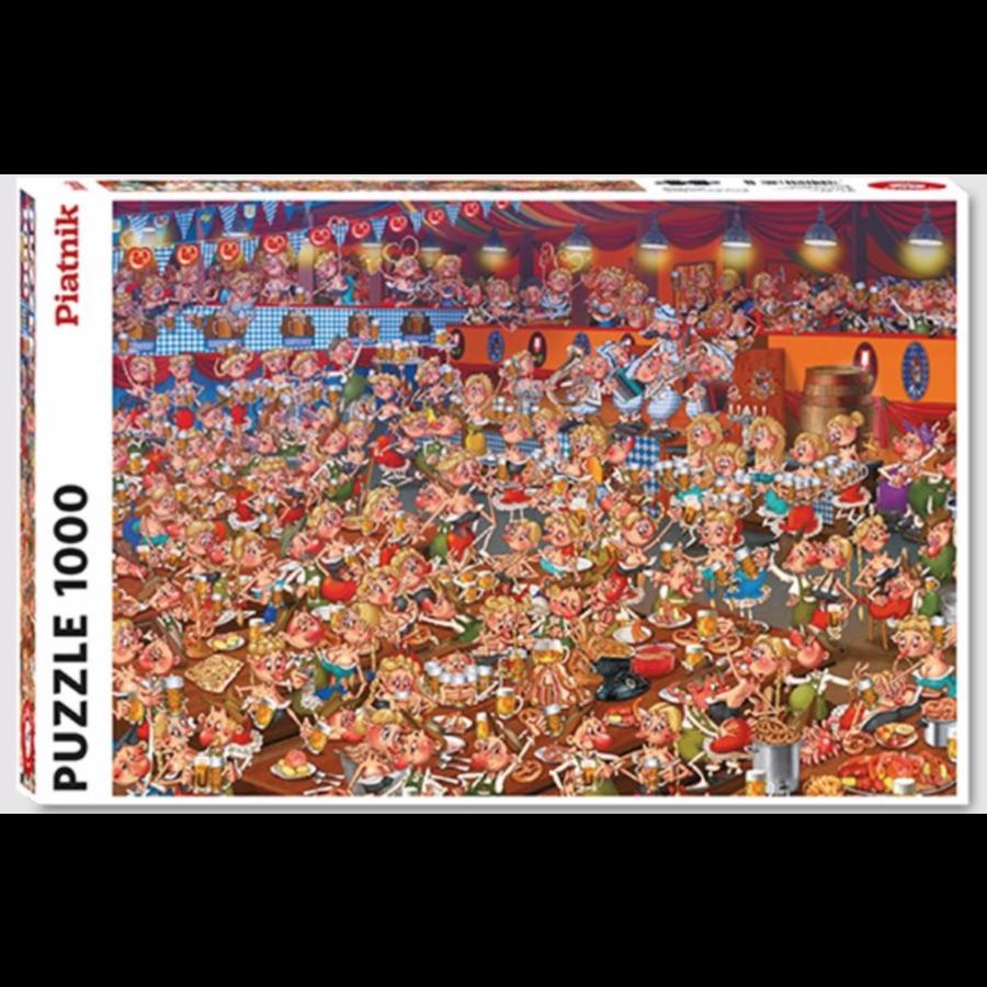 Bierfeest - Comic - 1000 stukjes-1