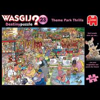 thumb-Wasgij Destiny 23 - Spektakel in het Park - 1000 stukjes-1