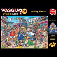 thumb-Wasgij Original 37 - Vakantiefiasco - 1000 stukjes-1