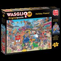 thumb-Wasgij Original 37 - Vakantiefiasco - 1000 stukjes-2