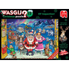Jumbo Wasgij Christmas 17 - Elf Inspection! - 2 puzzels van 1000 stukjes