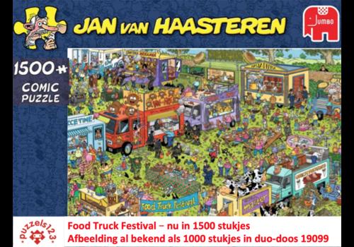 Jumbo Food Truck Festival - JvH - 1500 pièces
