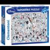 Clementoni 101 Dalmatiens - puzzle de 1000 pièces