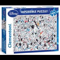 thumb-101 Dalmatiërs - puzzel van 1000 stukjes-1