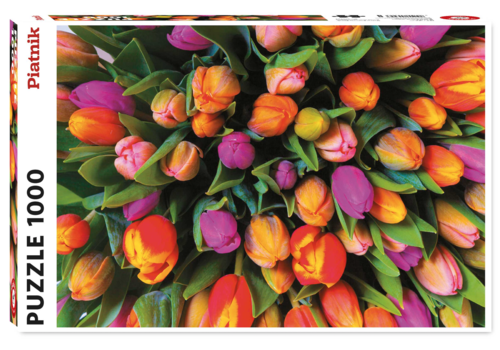 Piatnik Tulipes  - 1000 pièces