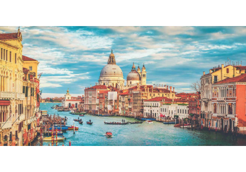 Educa Kanaal van Venetië - 3000 stukjes