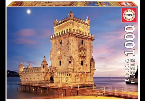 Educa The Tower of Belém - 1000 pieces
