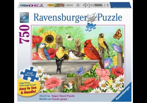 Ravensburger Baignade des oiseaux - 750 pièces XXL