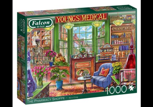 Falcon La Pharmacie - 1000 pièces