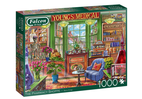 Falcon The Pharmacy Shoppe - 1000 pieces