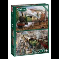 thumb-Mail by Rail - 2 x 500 stukjes-1
