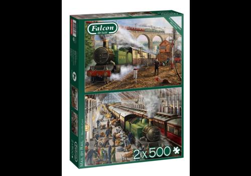 Falcon Mail by Rail - 2 x 500 pièces