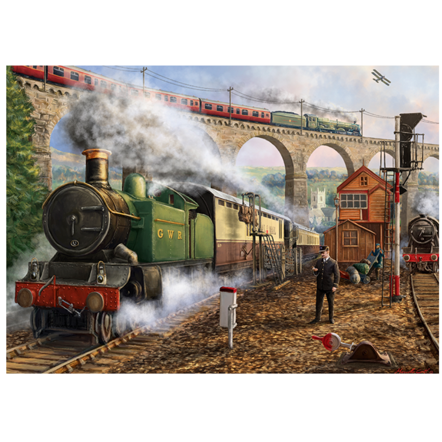 Mail by Rail - 2 x 500 stukjes-2