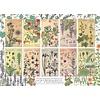 Cobble Hill Botanische kruiden door Verneuil - puzzel van 1000 stukjes