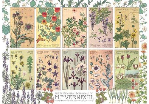 Cobble Hill Botanische kruiden door  Verneuil - 1000 stukjes