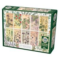thumb-Botaniques par Verneuil - puzzle de 1000 pièces-2