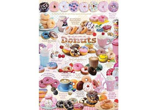 Cobble Hill Tijd voor Donuts - 1000 stukjes