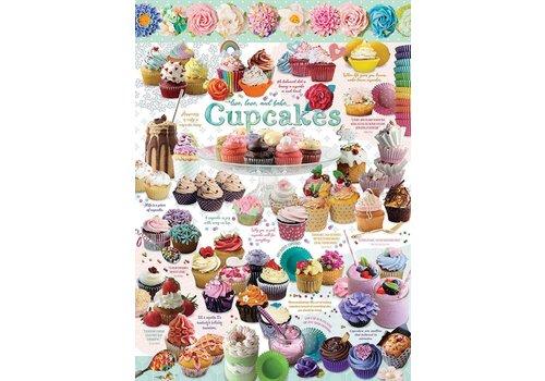 Cobble Hill L'heure des Cupcakes - 1000 pièces