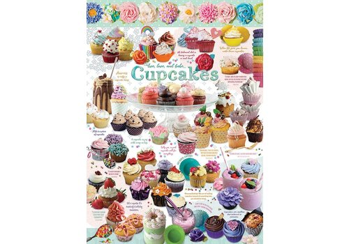 Cobble Hill Tijd voor Cupcakes - 1000 stukjes