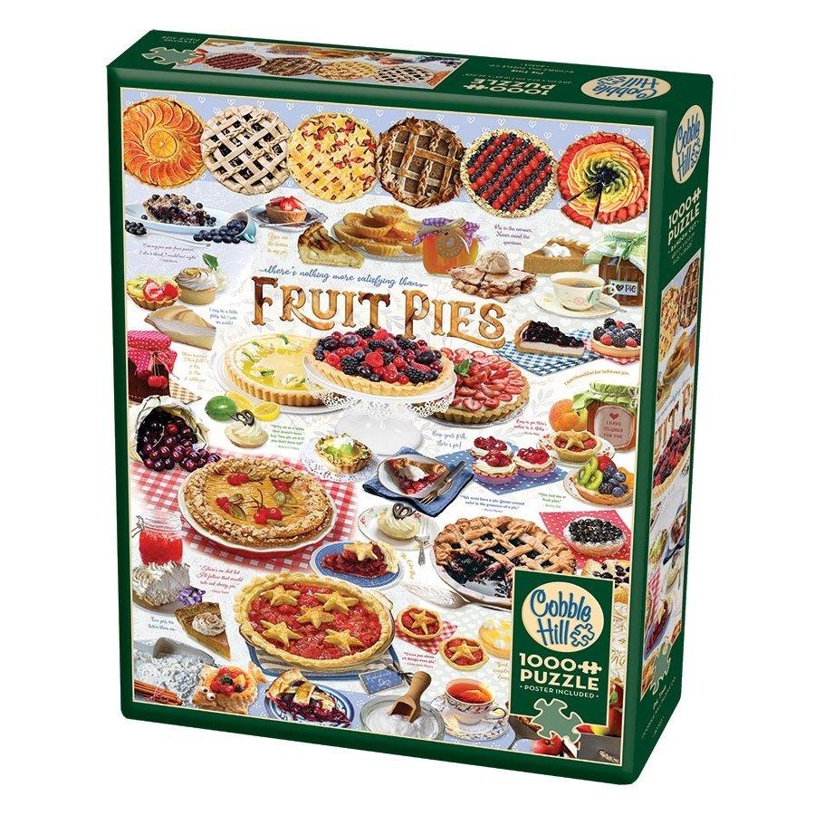 Tijd voor Taart - puzzel van 1000 stukjes-2