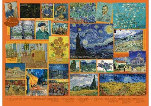 Cobble Hill Van Gogh - 1000 pièces