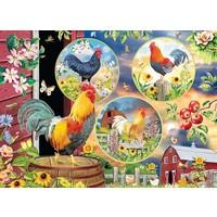 thumb-Magie van de Haan - puzzel van 500 XL stukjes-1