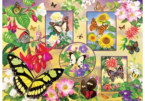 Cobble Hill Butterfly Magic - 500 XL pieces