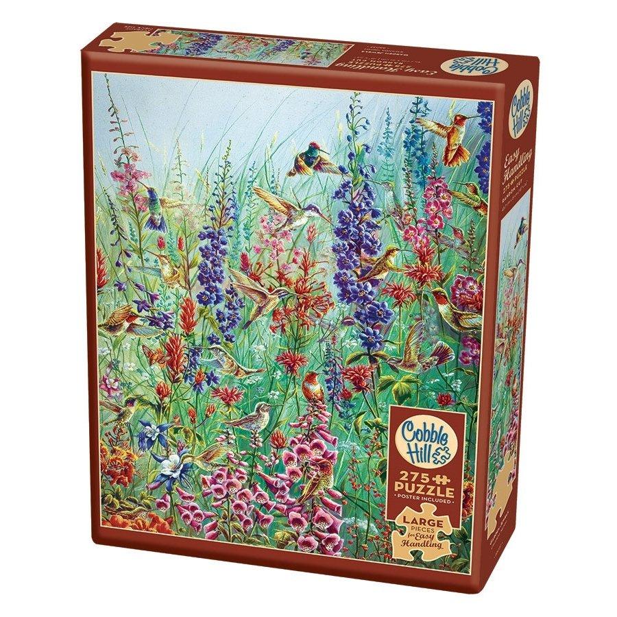 Bijoux de Jardin - puzzle de 275 pièces XXL-2